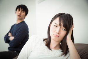 転職に反対する妻